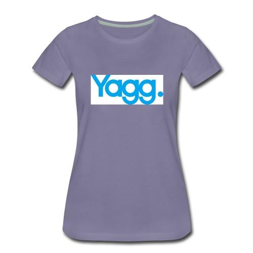 yagglogorvb - T-shirt Premium Femme