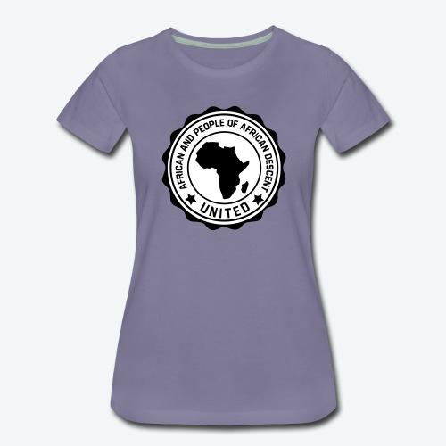united africa 001 - T-shirt Premium Femme