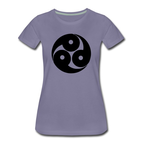 Kuyo Tomoe - Women's Premium T-Shirt