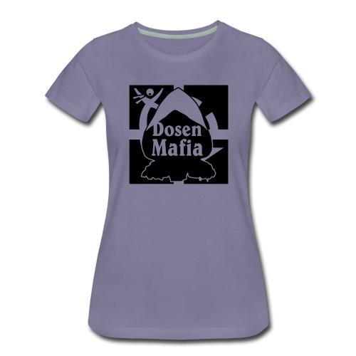DosenMafia Logo Pfad - Frauen Premium T-Shirt