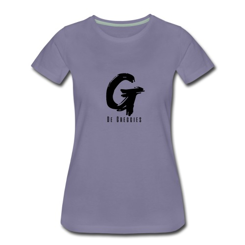 De Greggies - Sweater - Vrouwen Premium T-shirt