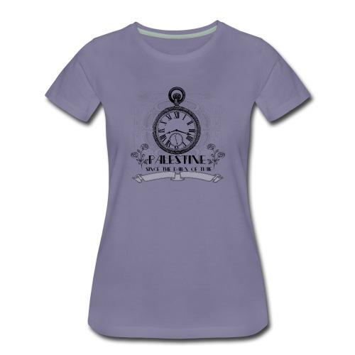 Camiseta Palestine, since the dawn of time - Camiseta premium mujer