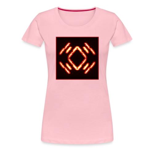 Lichtertanz #2 - Frauen Premium T-Shirt