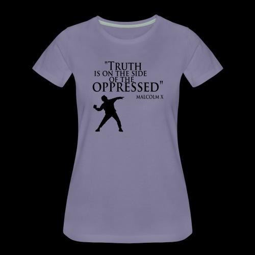 Truth X - Women's Premium T-Shirt