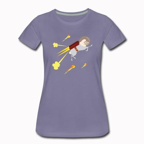 Mission Mars - Women's Premium T-Shirt