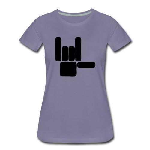 Beau Qui T'Eau boxershort - Vrouwen Premium T-shirt