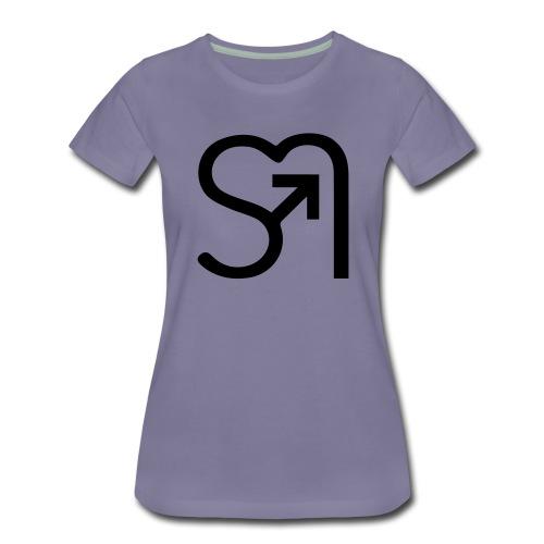 nurlogo - Frauen Premium T-Shirt