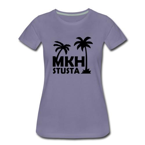 MKH Stusta - Frauen Premium T-Shirt