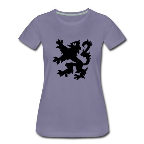 SDC men's briefs - Women's Premium T-Shirt