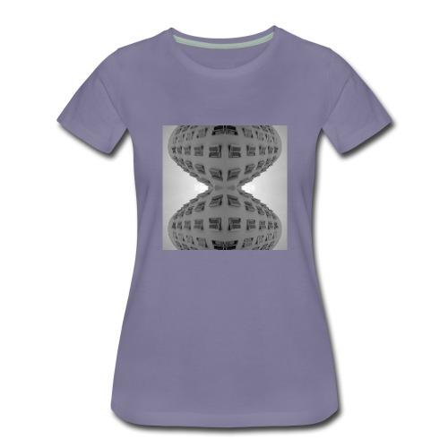 Düsseldorf 20.1 - Frauen Premium T-Shirt