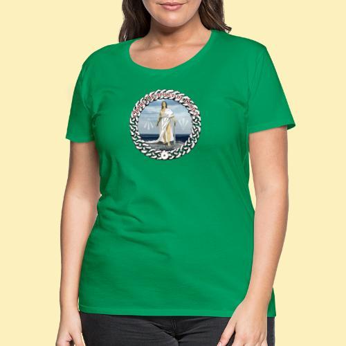 Ordre Druidique de Dahut Logo - T-shirt Premium Femme