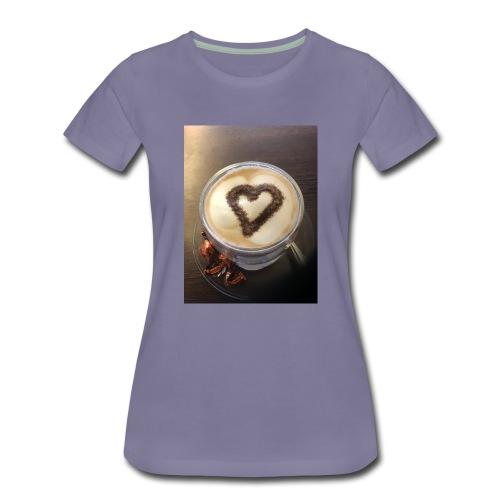 7D0AD572 F99F 4B82 BE73 B590CA901C3E - Frauen Premium T-Shirt