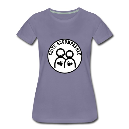 Cuite accompagnée - T-shirt Premium Femme