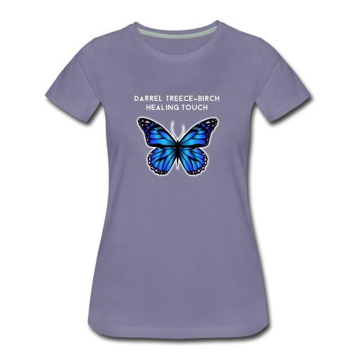 DTB HT Butterfly ladies - Women's Premium T-Shirt