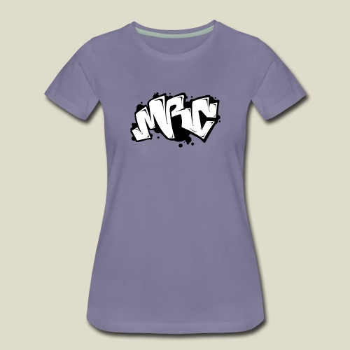 MRC throwup - Frauen Premium T-Shirt
