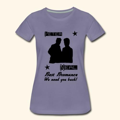Peter Neal - Women's Premium T-Shirt