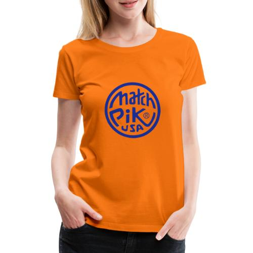 Scott Pilgrim s Match Pik - Women's Premium T-Shirt