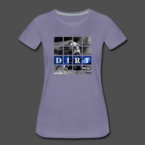 Dirt BL 19 - Koszulka damska Premium