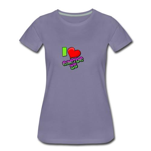 TAZA RAPTOR88 - Camiseta premium mujer