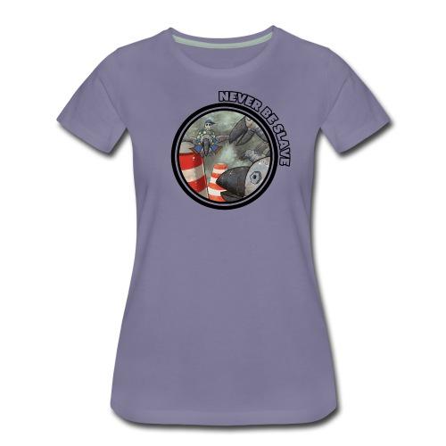 Steelcrows - Maglietta Premium da donna