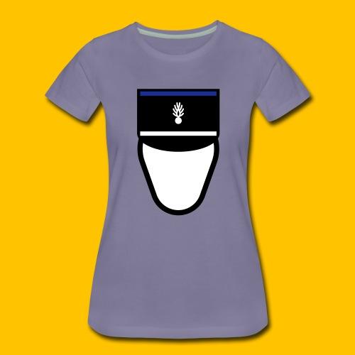Gilet Sécurité - G.A. - Képi - T-shirt Premium Femme