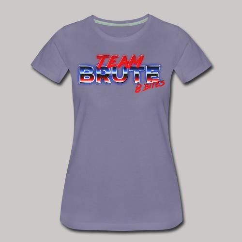 Team BRUTE Red - Women's Premium T-Shirt