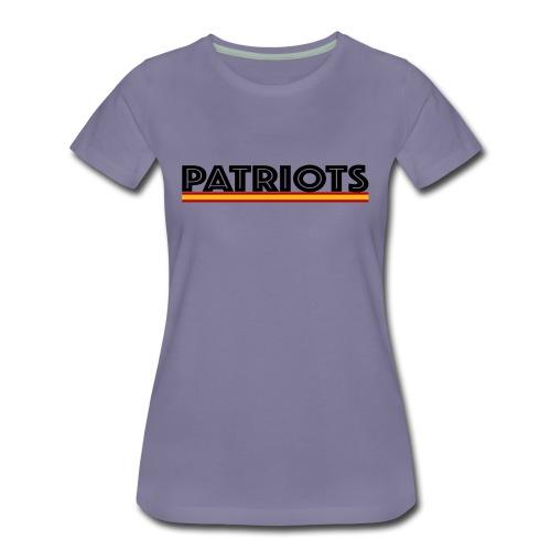 patriots españa - Camiseta premium mujer