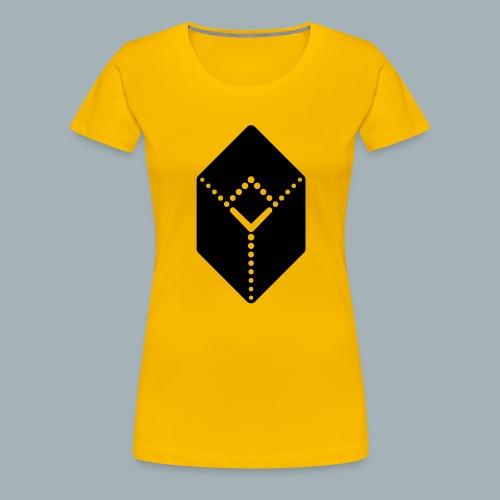 Earmark Premium T-shirt - Vrouwen Premium T-shirt