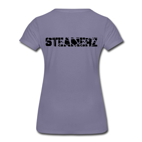 steamerz old - Frauen Premium T-Shirt