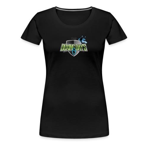 The Duxing Day's Fan Kollektion - Frauen Premium T-Shirt
