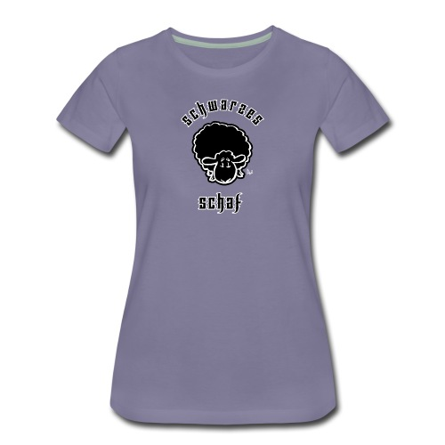 Schwarzes Schaf (Black Sheep) - Women's Premium T-Shirt