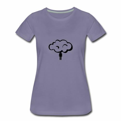 DANLKU - La tête dans le CUM - femme - T-shirt Premium Femme