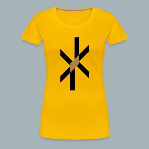 Orbit Premium T-shirt - Vrouwen Premium T-shirt