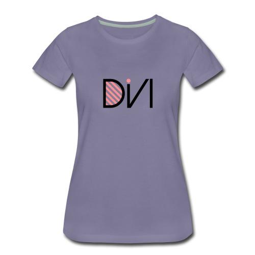 DiVi - Maglietta Premium da donna
