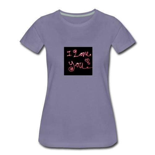 black 1246483 960 720 - T-shirt Premium Femme