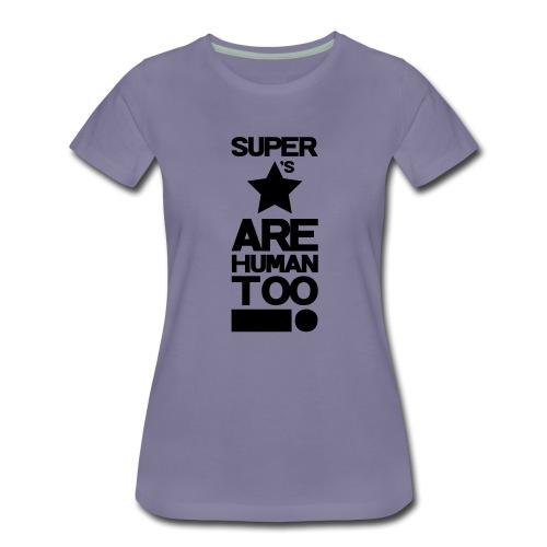Inspired This! - Human Too! - Women's Premium T-Shirt