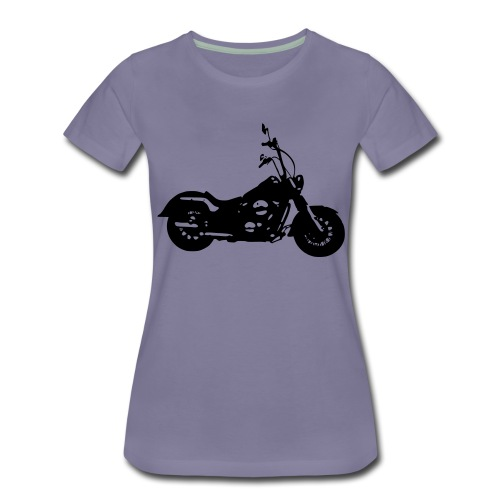 Bad Steel - Frauen Premium T-Shirt