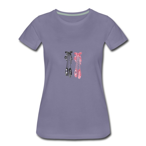 All That Dance - T-shirt Premium Femme