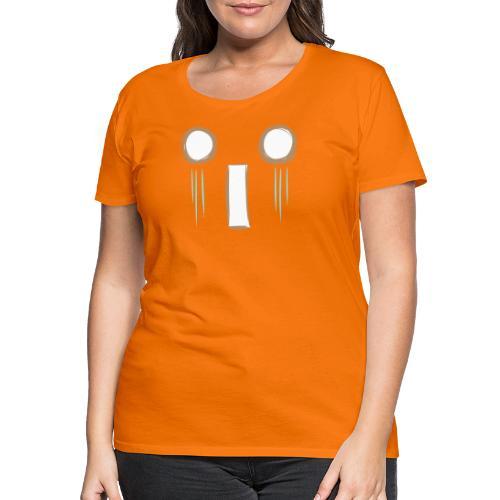 Kawaii_WhattheF_EnChantal - Women's Premium T-Shirt