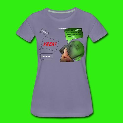 Liever een vrek - Vrouwen Premium T-shirt