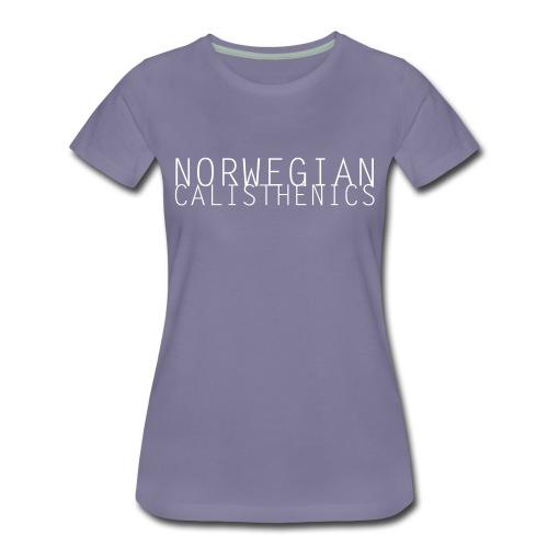norcalos png - Women's Premium T-Shirt