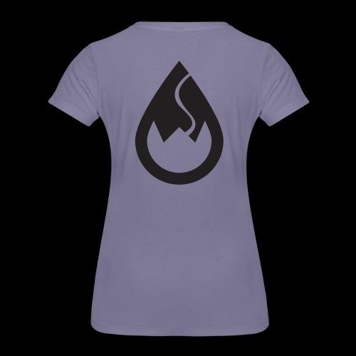 WSC-Logo schwarz - Frauen Premium T-Shirt