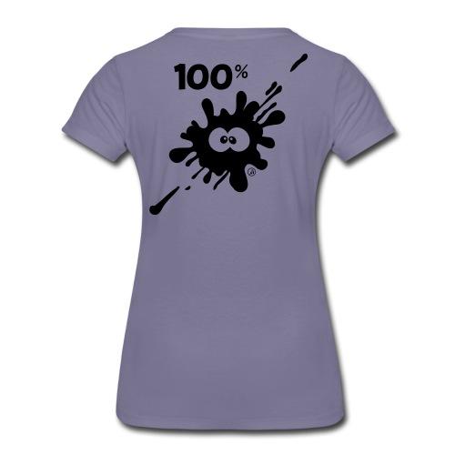 100% MUD - T-shirt Premium Femme