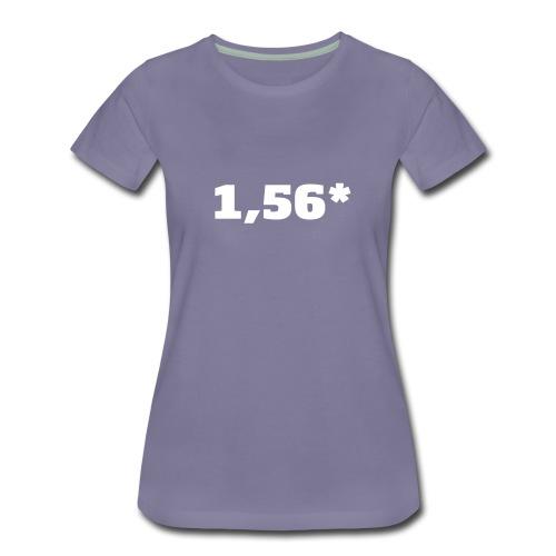 1 56 front - Premium T-skjorte for kvinner