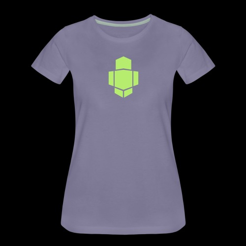 hitbox icon - Women's Premium T-Shirt