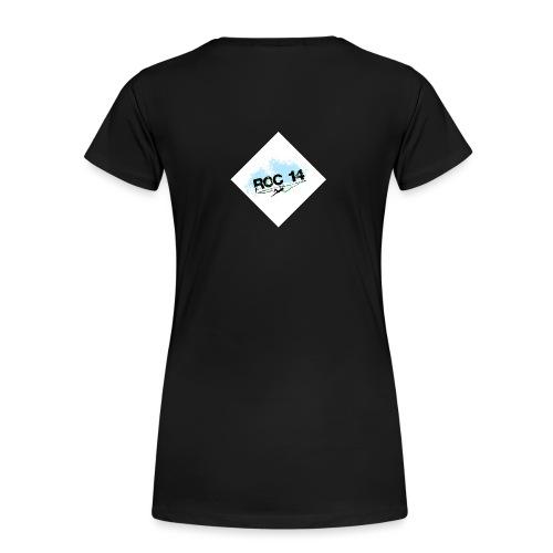 nouveaulogoRoc14 ts png - T-shirt Premium Femme