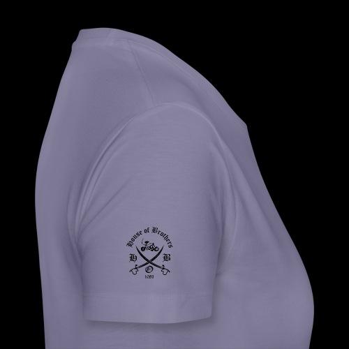 hob final 10mb - Frauen Premium T-Shirt