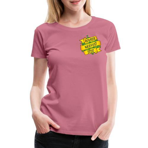 Neefest-Design 2020 - Frauen Premium T-Shirt
