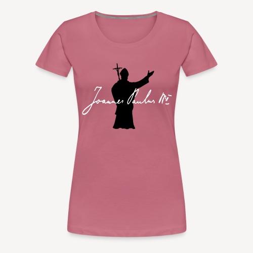 Joannes Paulus II - Women's Premium T-Shirt
