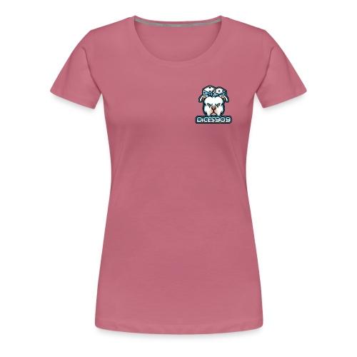 DICES909 V2 - Vrouwen Premium T-shirt